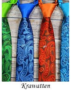 Herren Krawatten aus Seide