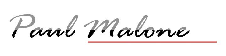Paul Malone Shop-Logo