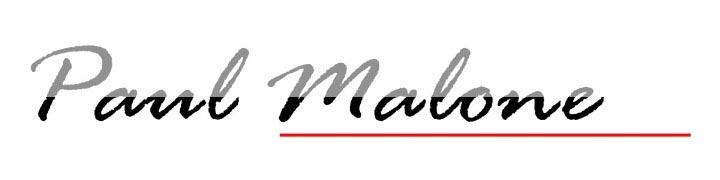 Paul Malone Shop