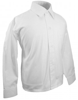 Festive boys shirt white 41