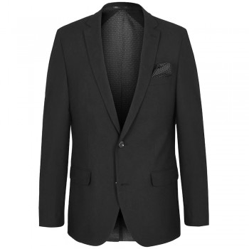 Mens suit jacket anthracite dress sports jacket for men | stretch