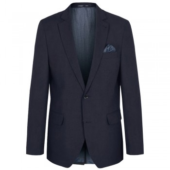 Mens jacket blue | dress jacket for men blue | stretch