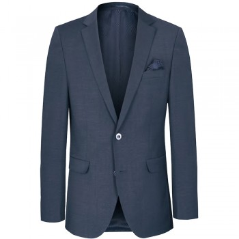 Mens dress sports jacket blue for men | slim fit