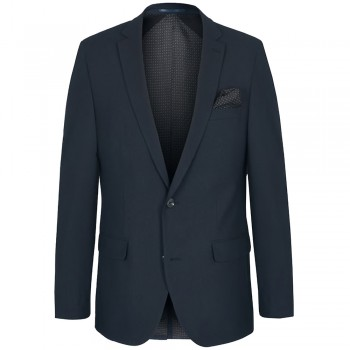 Mens suit jacket blue dress sports jacket for men | stretch