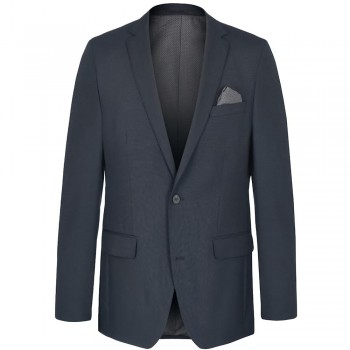 Mens sports jacket blue for men | AMF-stich