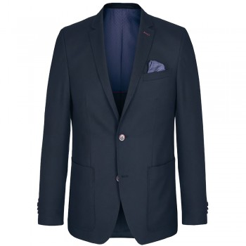 Mens dress sports jacket blue for men | regular fit