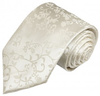 Ivory wedding tie