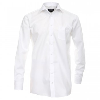 Casa Moda shirt HL21 white x-Long arm 72cm
