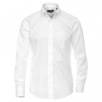 Casa Moda shirt HL14 white button-down collar