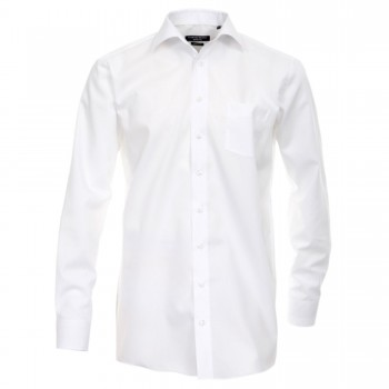 Casa Moda shirt HL20 white x-Long arm 69cm