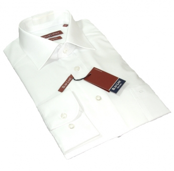 wedding shirt white Sllim Fit