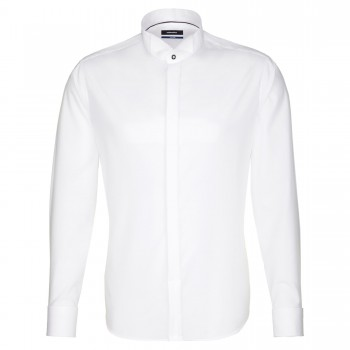 Seidensticker wedding shirt HL4 white