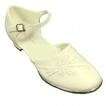 Kids shoes for girls cream