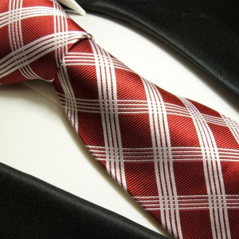 red necktie