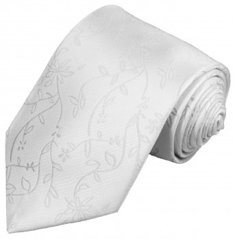 White tie for wedding floral pattern v20