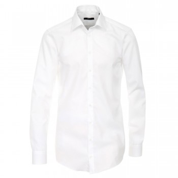 Venti shirt Slim Fit white long sleeve 72cm HL81