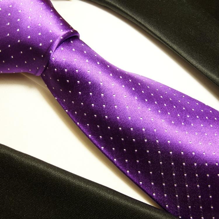 c1bad11476dd Black purple tie polka dots 806 | ORDER NOW - Paul Malone Shop