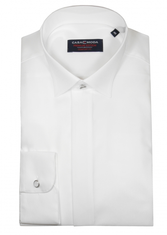 Wedding Shirt white solid | Groom Shirt