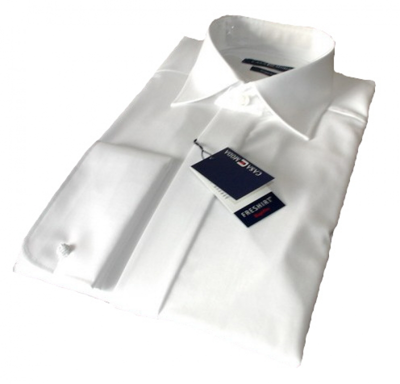 wedding shirt white
