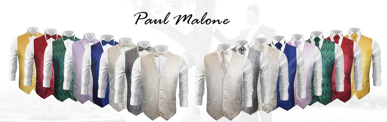 Festliche Herrenkleidung & Jungenmode Paul Malone Shop