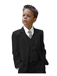 Paul Malone Kinder Anzug für Jungen festlich 6tlg